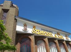 Museumsite Eperon d'Or stoomt op naar nieuw bezoekersrecord
