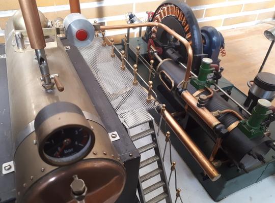 Nieuwe aanwinsten voor het museum Stoom en Stroom