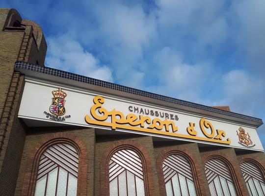 Eperon d'Or zet Belgische schoenontwerpers in de kijker