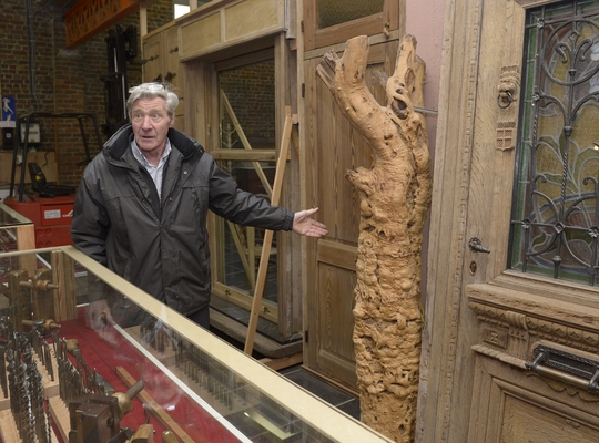 Unieke verzameling van Izegems privémuseum wordt geïnventariseerd