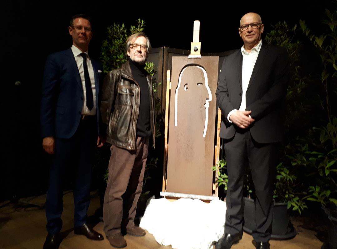 Bart Cafmeyer wint 33ste Izegemse Cultuurtrofee