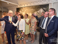 Opening Eperon d'Or. Foto: Walter Carels